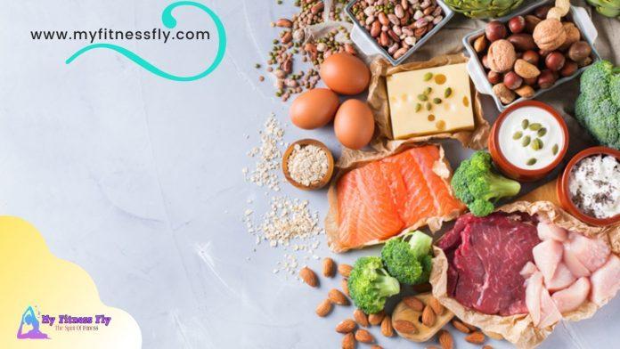 High Calcium enrich Food items